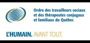 Membre de l'ordre des travailleurs sociaux et des thérapeutes conjuguaux et familiaux du Québec